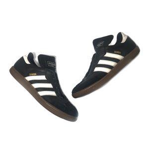 Adidas Samba Soccer Sneakers Men's 6.5 Women's 8.5